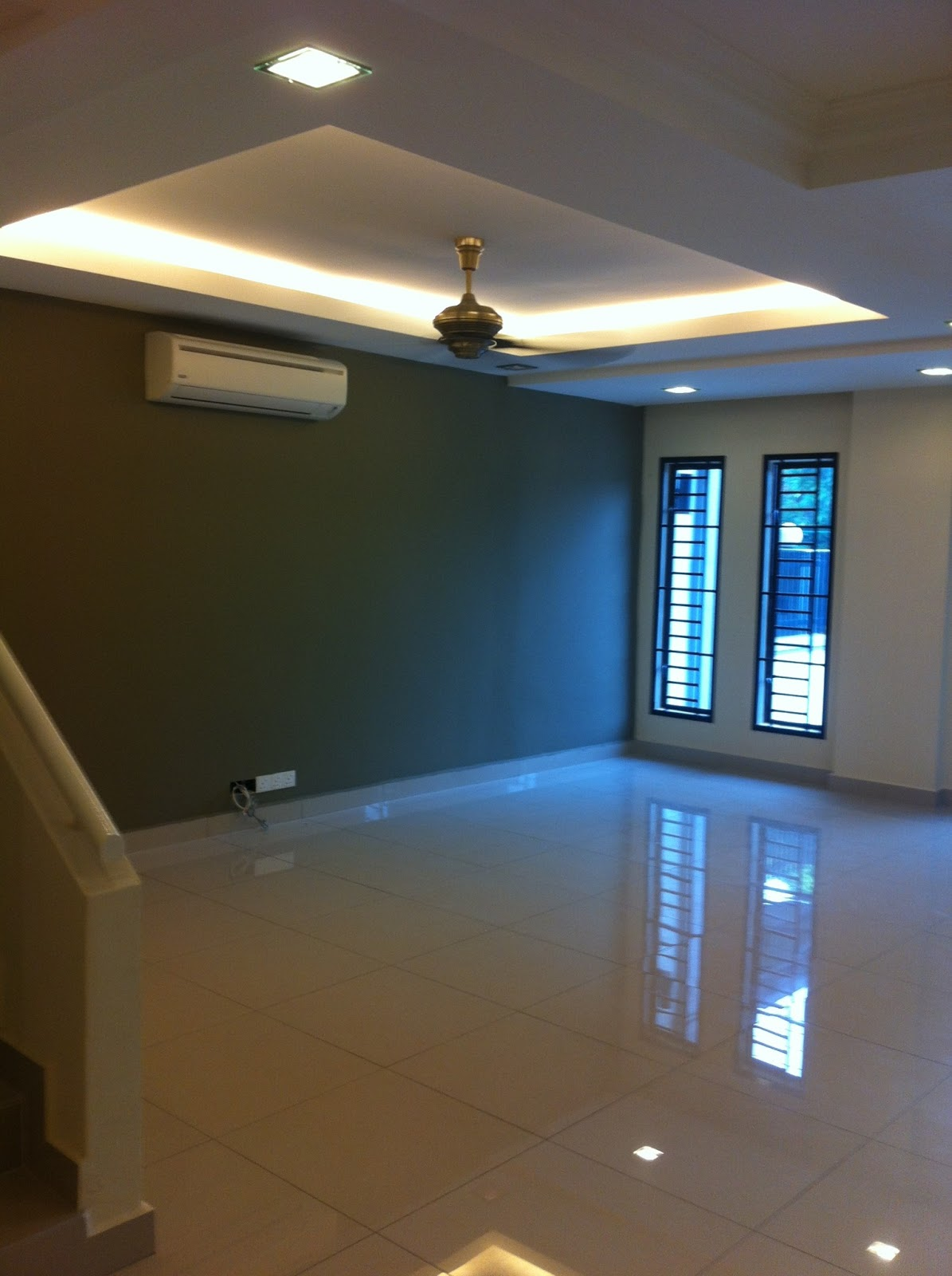 Superb USJ 9 DOUBLE STORY LANDED HOUSE FOR SALE. BRAND NEW RENOVATION
