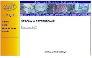 Strona internetowa marki lub produktu