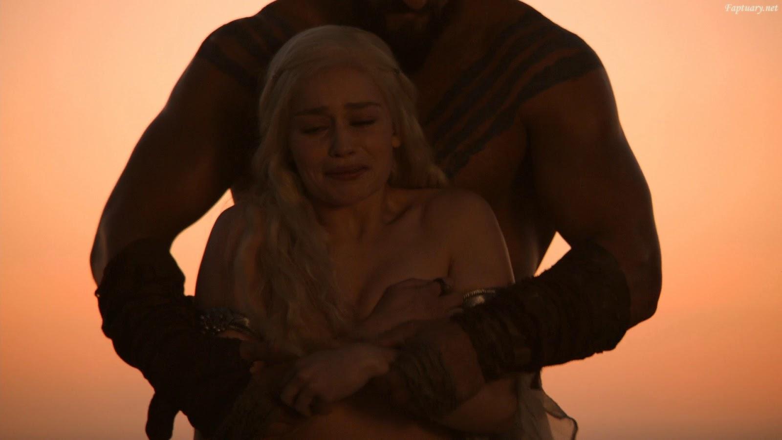 Emilia clarke got sex scene 4