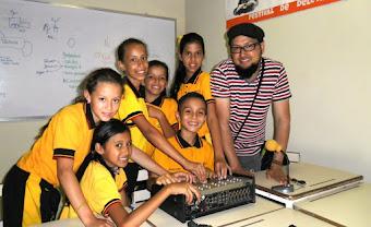 Radio Talento estimula la lectura y participación comunicacional de niños tachirenses