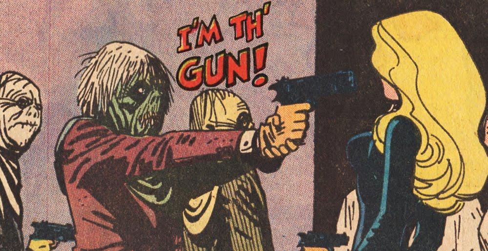 I'm The Gun