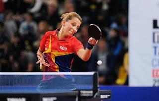 TENIS DE MESA - Campeonato de Europa femenino 2015 (Ekaterimburgo, Rusia). Elizabeta Samara es la nueva campeona de Europa