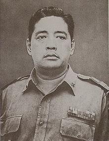 Letnan Jenderal Anumerta R.Suprapto