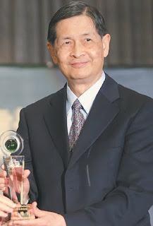 宋維村 - 天主教若瑟醫院院長、 有台灣自閉症之父美譽的宋維村, 第六屆台灣兒童醫療奉獻獎「終身成就獎」