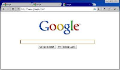 Windows 98 Standard theme za Google Chrome