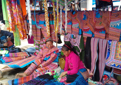 Bac Ha market, the biggest market of high land