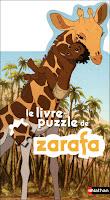 ZARAFA L'AVENTURE EXTRAORDINAIRE de Vanessa Portal 9782092536438