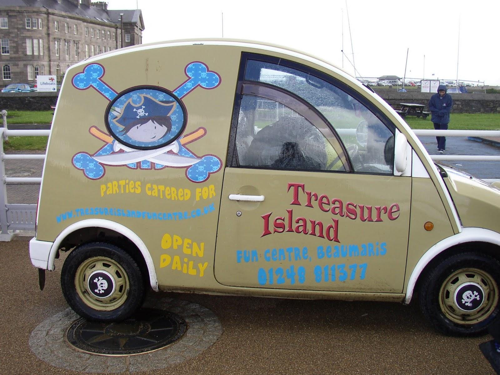 Treasure Island Beaumaris