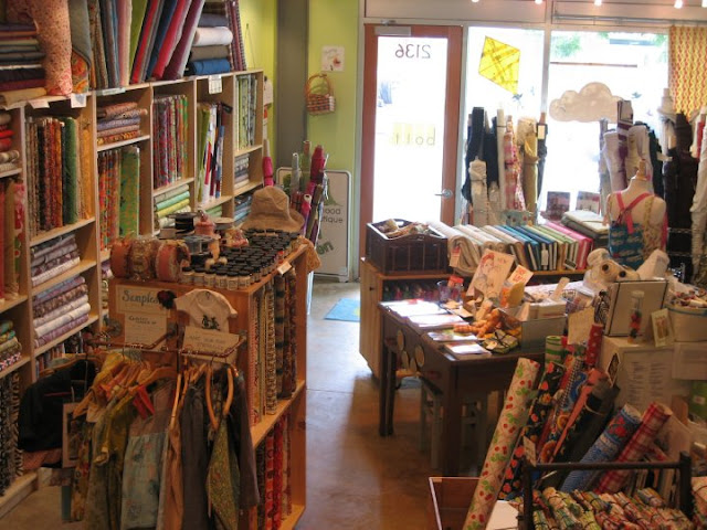 Bolt Neighborhood Fabric Boutique (their photo)