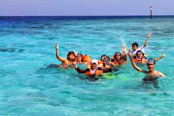 Photo of Snorkeling at Tidung Isle