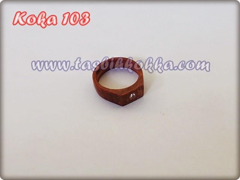 Kokka cincin 103