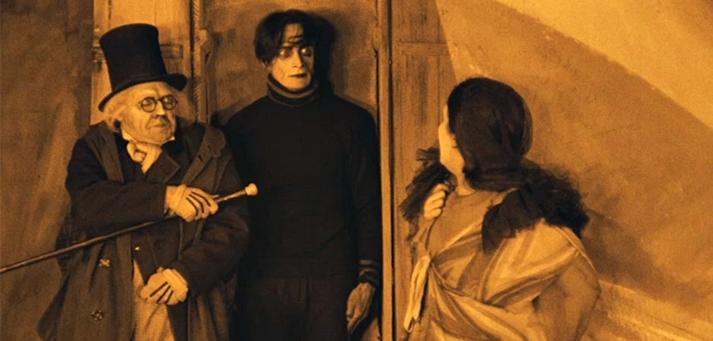 El gabinete del Doctor Caligari (Das Cabinet des Dr. Caligari, Robert Wiene, 1920)