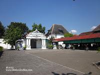 Kraton main entrance, Yogyakarta