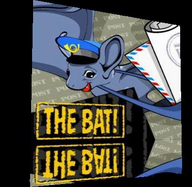 иконка the bat: