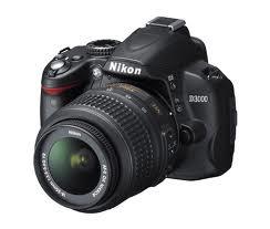 My camera -Nikon D3000