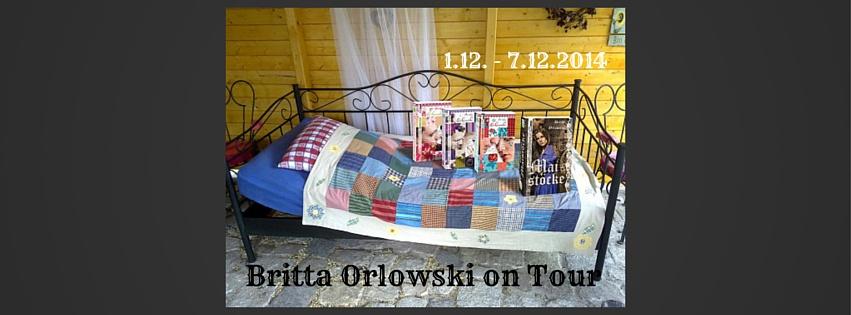 Britta Orlowski on Tour