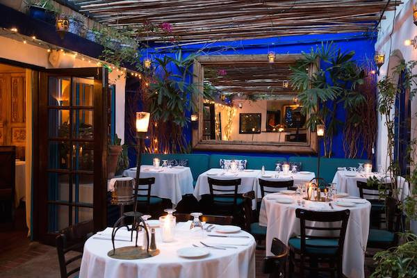 Best Restaurants In West Hollywood The Little Door On 3rd Avenue