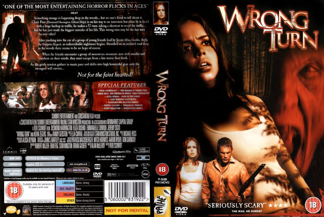 Wrong Turn 4 Full Movie In Hindi Dubbed - Movieon