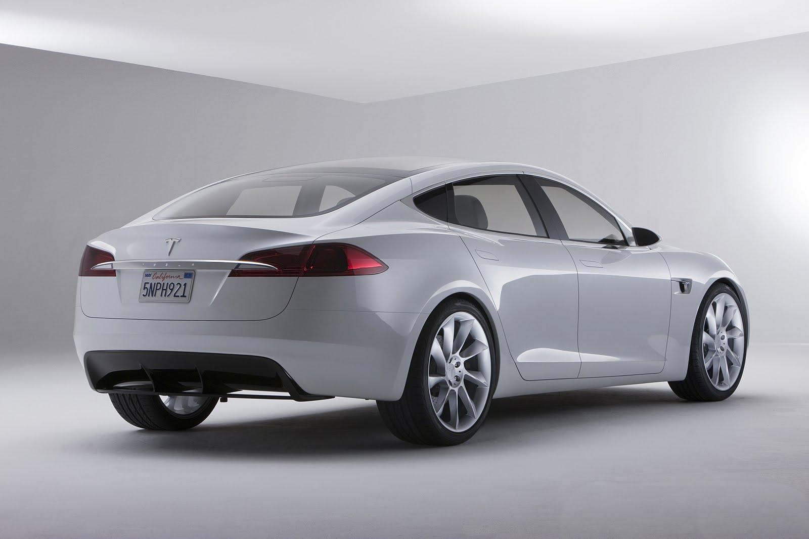 Creative 2013 Tesla Model S