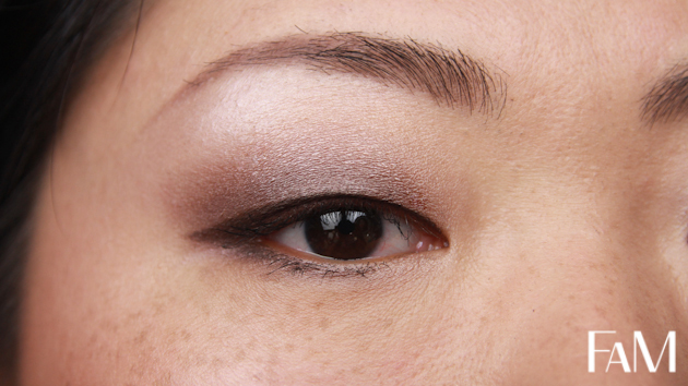 My current everyday makeup with Mac Satin Taupe for asian monolid eyes - Makeup tutorial