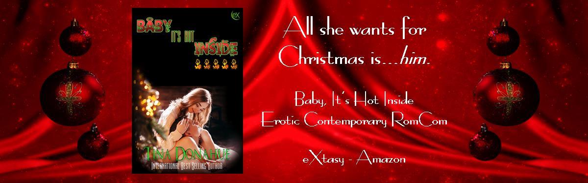 Tina Donahue Books - Heat with Heart