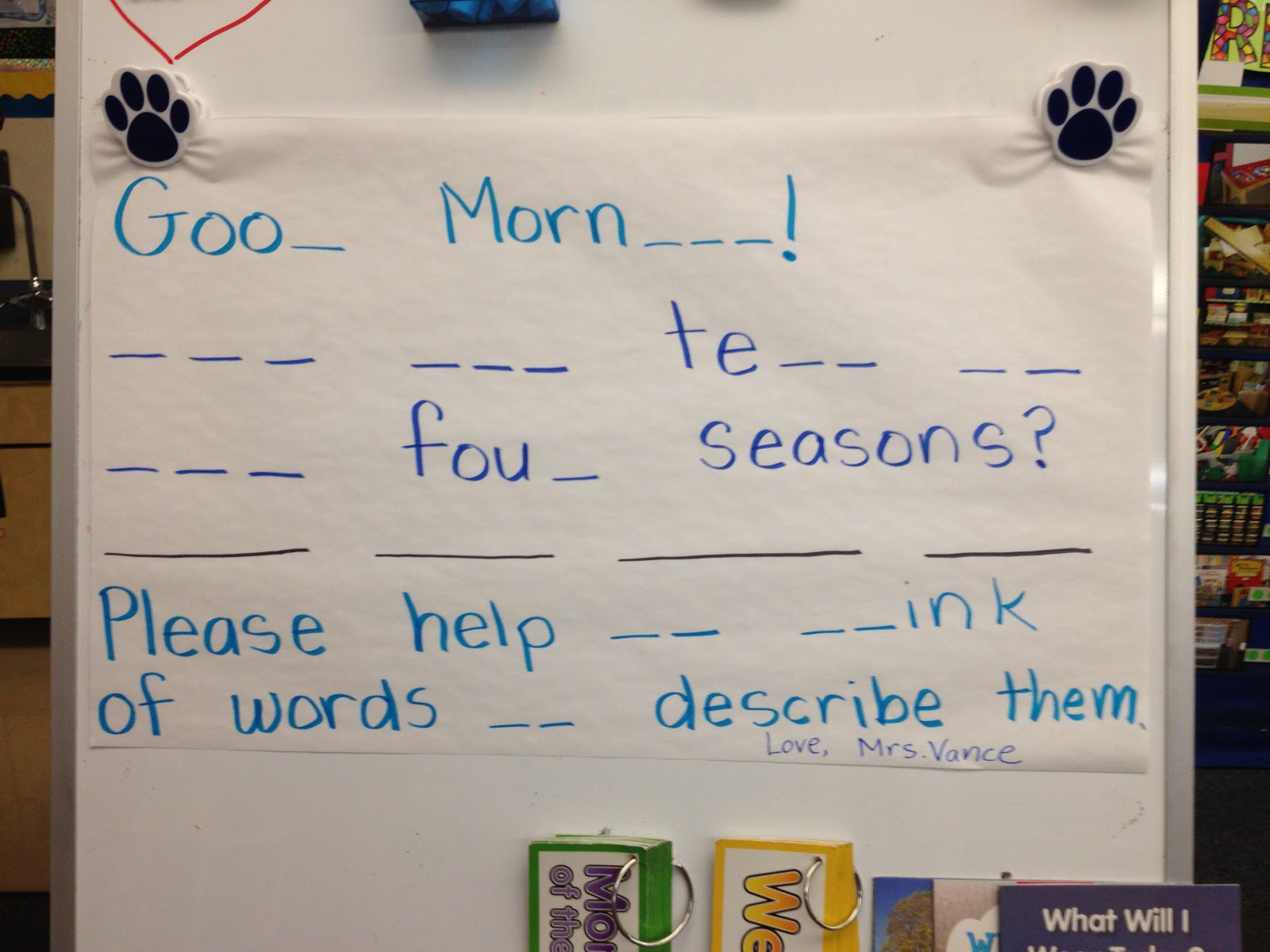 for the love of kindergarten this week in pictures and links 1 9