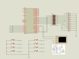 GSM based security system using microcontroller 8051