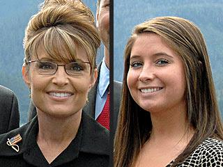 Bristol Palin y su mama