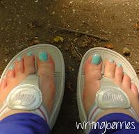 voetschimmel en azijn
