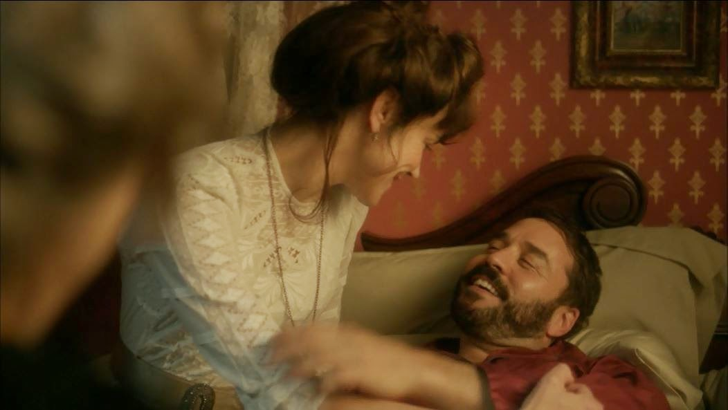 Mr. Selfridge comes out of his coma