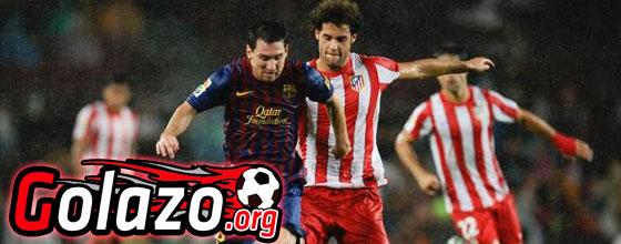 Barcelona contra Atlético de Madrid en vivo online