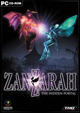 ZanZarah The Hidden Portal PC Game