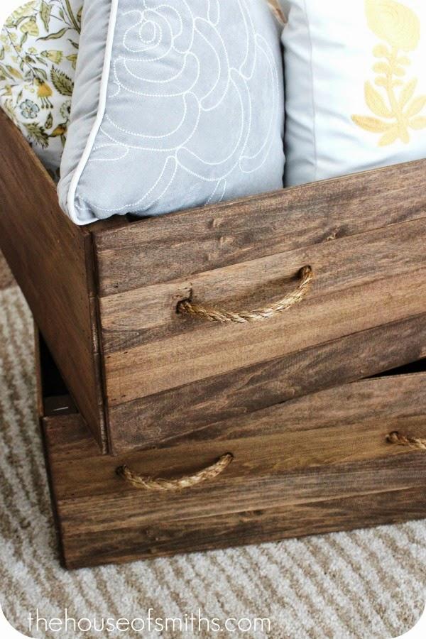 Mi rinc n de sue os hacer caja de madera vintage - Hacer caja de madera ...