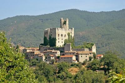Rocca di Pierle near Cortona
