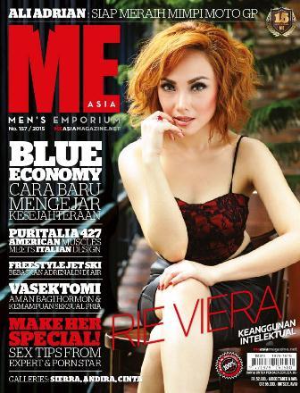 Download Gratis Majalah Men's Emporium ME Asia Magazine No.157/2015 Rie Viera, Keanggunan Intelektual - Featuring : Rie Viera, Andira, Sierra | www.insight-zone.com