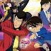 Lupin III vs. Detective Conan ganha uma adaptação para mangá