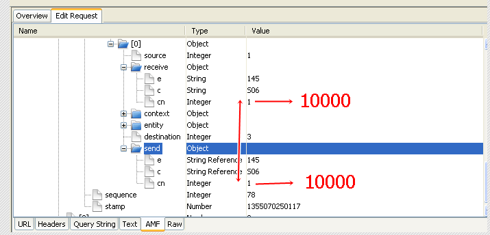 Coasterville Coin Cheat using Charles Debugger