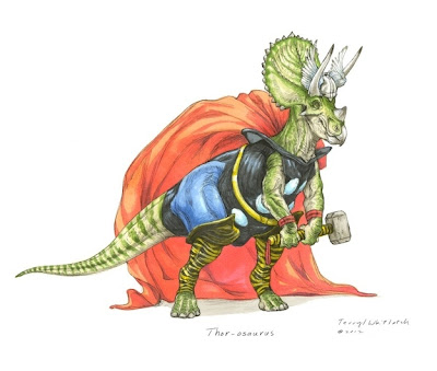 Thor Dinosaurio