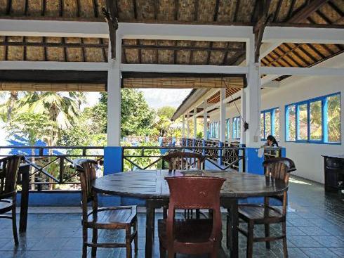 Matahari Tulamben Resort - Restaurant