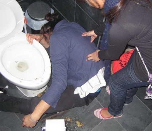 Mujeres Borrachas Haciendo Locuras Fotos