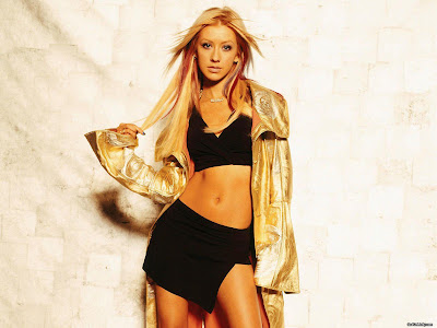 Christina Aguilera hot Pic