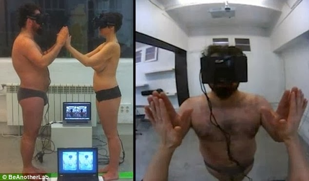 Oculus Rift Exhibit Lets Couples Virtually Swap Genders