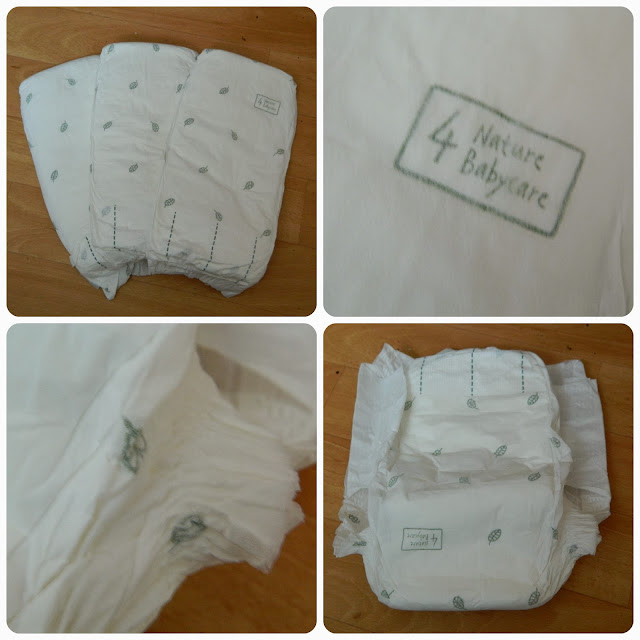 Naty Disposable Nappies, size 4