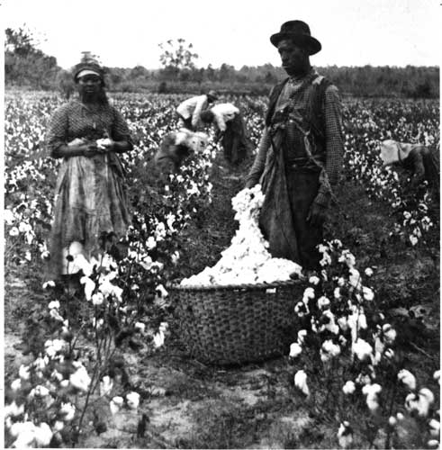 Slavery In The South During The Civil War