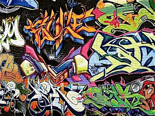 Drawing Your Personal Graffiti