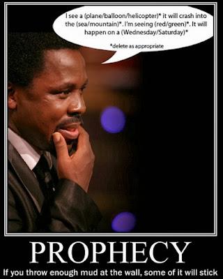 tb joshua unfulfilled prophecies