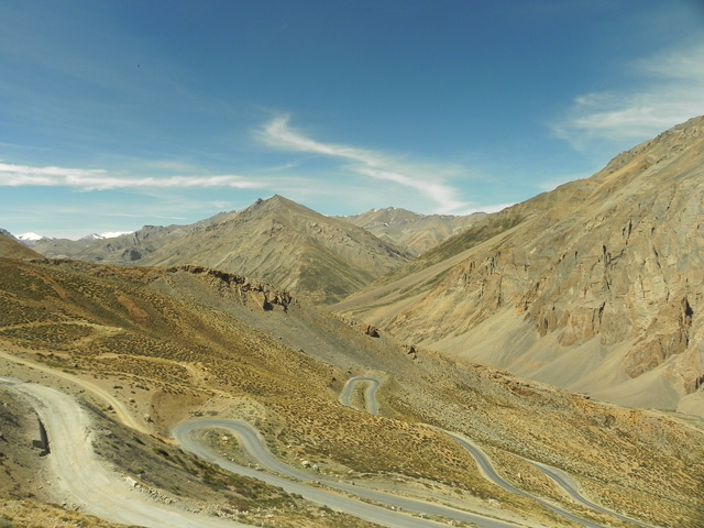Gata Loops, Ladakh Bike Trip