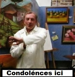décès de Michel MANG