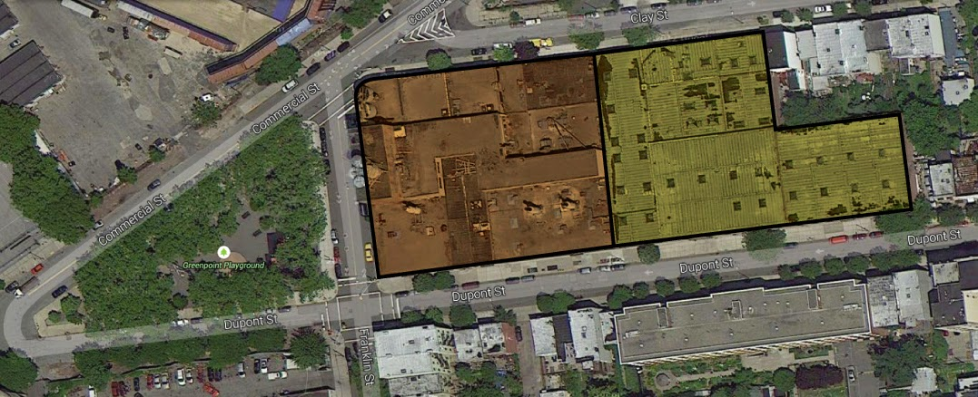 Aerial photo of Harte & Company Building