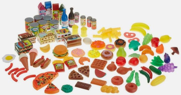 Libros y juguetes 1demagiaxfa toys kidkraft 63187 juego de piezas de comida juguetes - Kidkraft espana ...